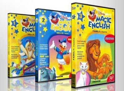 Disney's Magic English (английский для малышей) - смотреть онлайн и скачать бесплатно