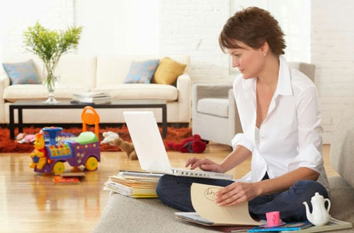 women place at home essay