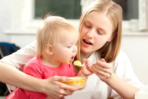 Питание маленьких детей: на что стоит обратить внимание
